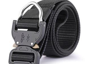 Cinturon militar tactico mod 1001 comando policia seguridad