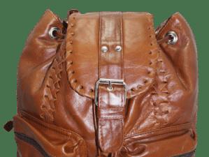 Bolsa premium fabricada en fina piel modelo 8