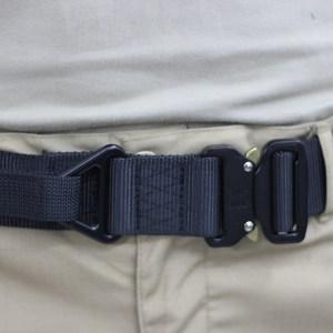 Cinturon 1004 militar tactico con llavero rapel comando policia seguridad