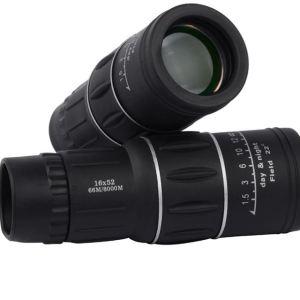 Monocular telescopio 16×52 dia y noche
