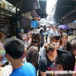 バンコクの問屋街サンペン市場とクロントム市場の詳細と行き方☆2016年9月タイ旅行記(23)