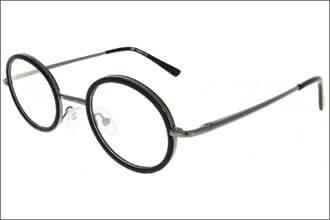 Brille mit Doppelrahmen Odon C8