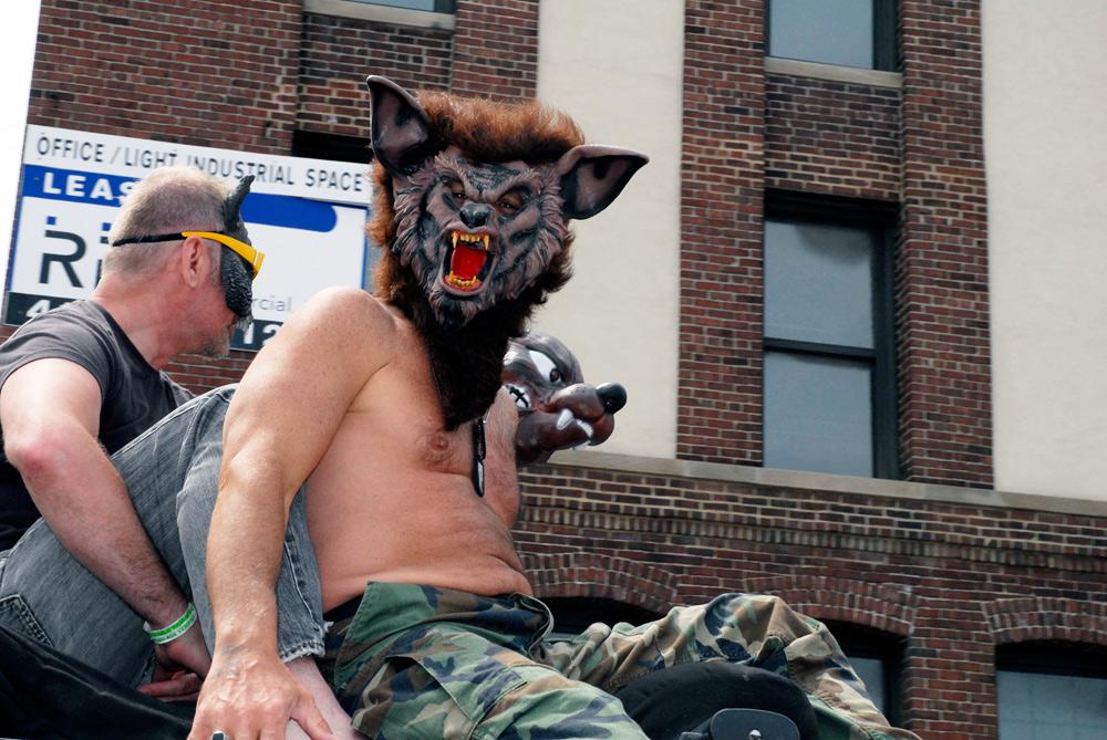 Milwaukee Pride Wolf