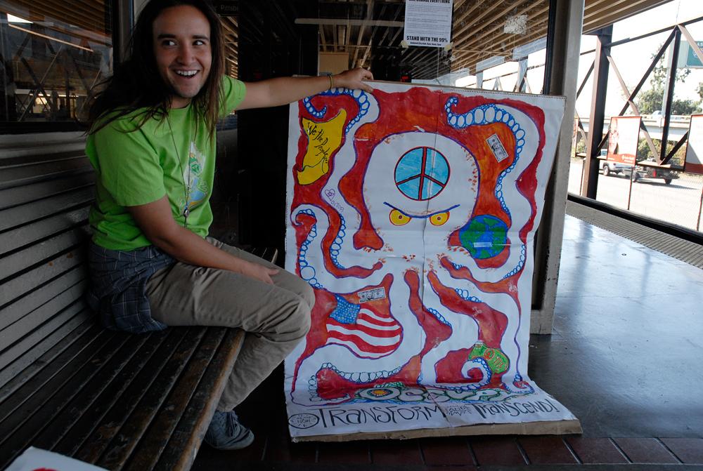 Occupy Octopus