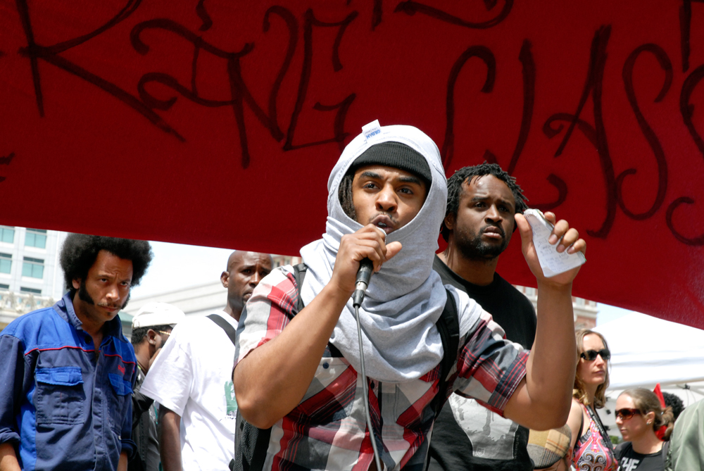 May Day – Occupy Oakland Rally (videos)