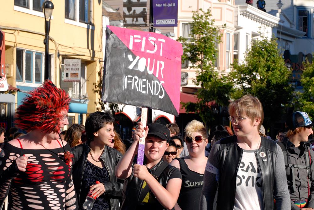 San Francisco Dyke March 2012