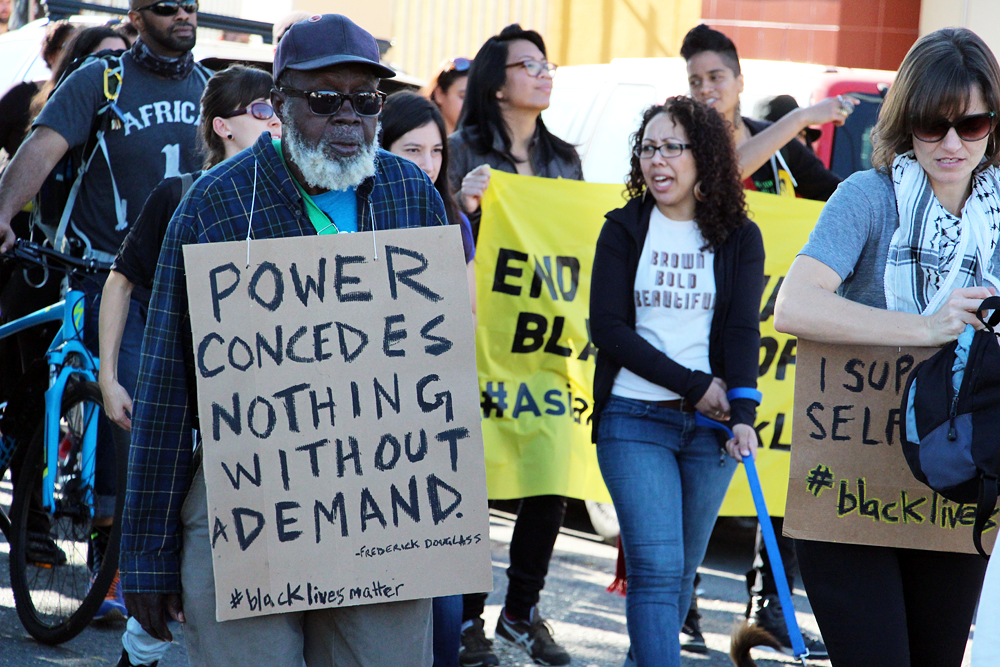 Power Concedes Nothing Without Demand