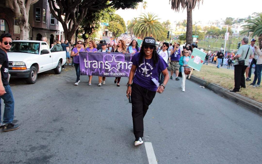 14th Annual San Francisco Trans March: Celebrating Resilience with Love & Resistance