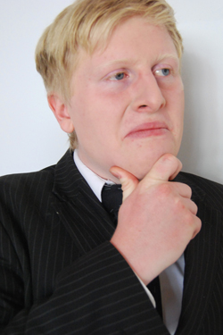 Image result for boris johnson looking quizzical