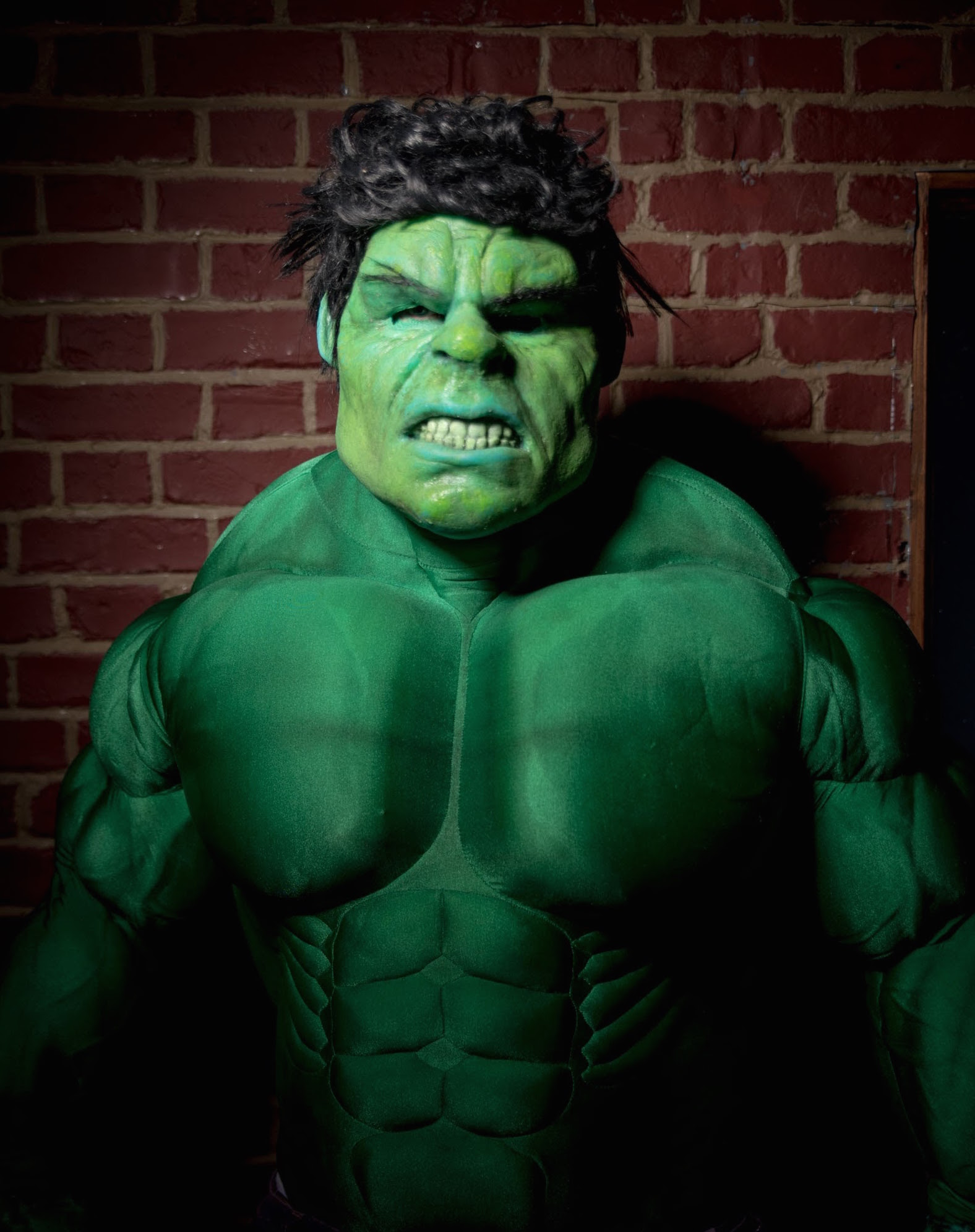 the hulk lookalike uk