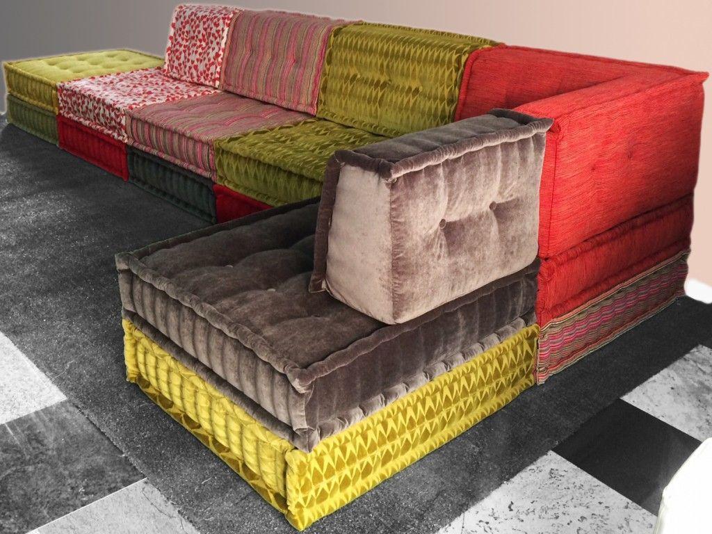 sofa mah jong roche bobois precio leather repair tape elegant sofas knock off stunning modular modulair innovative home des with