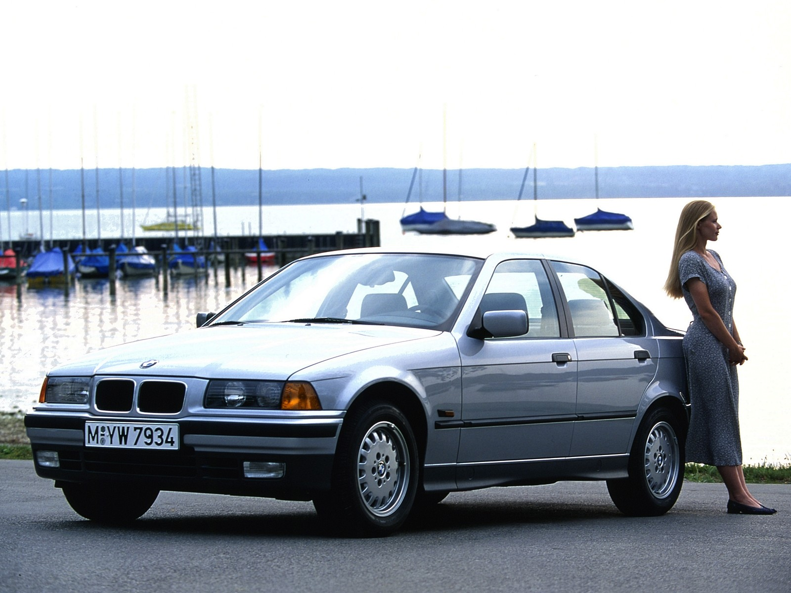 hight resolution of  bmw 328i 1993 photo 7