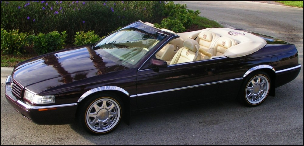 medium resolution of cadillac eldorado 1994 photo 1