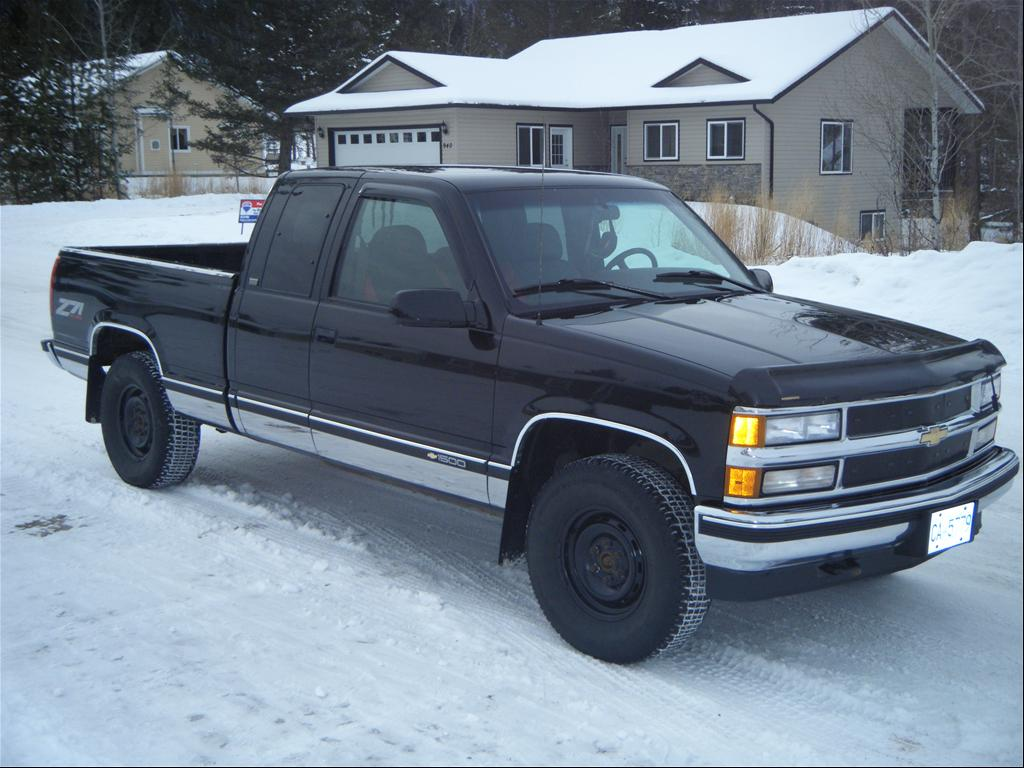 hight resolution of chevrolet silverado 1996 photo 1