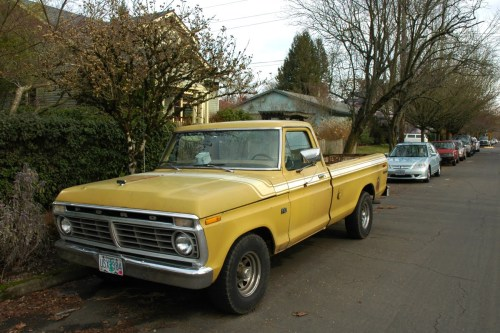 small resolution of ford f 150 1973 photo 2