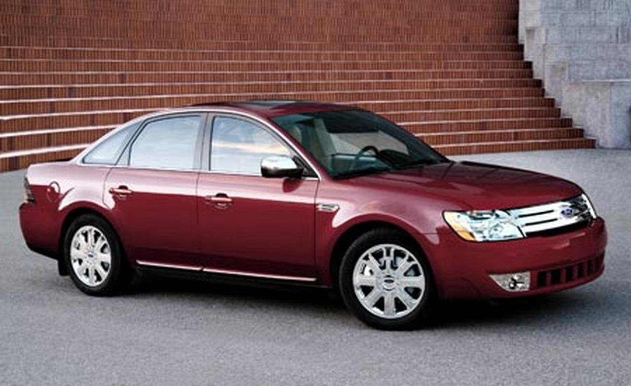 hight resolution of ford five hundred 2007 photo 7