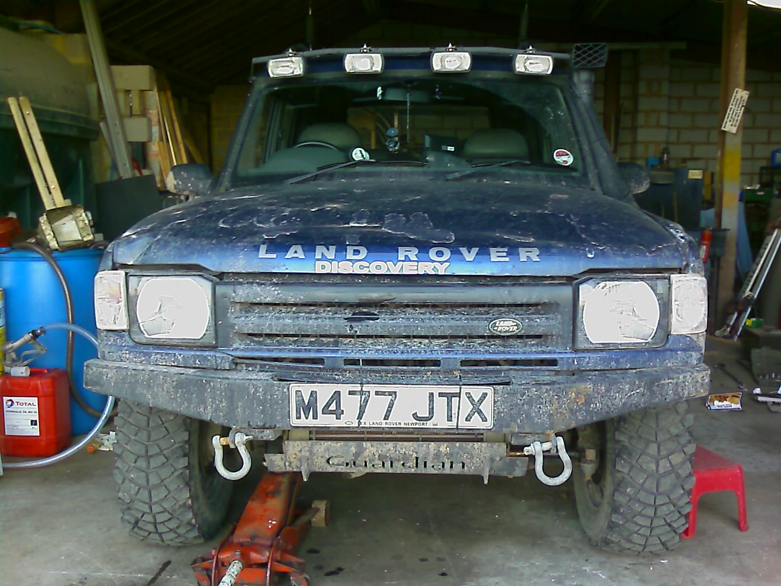 Land Rover Discovery 1995 Review Amazing and