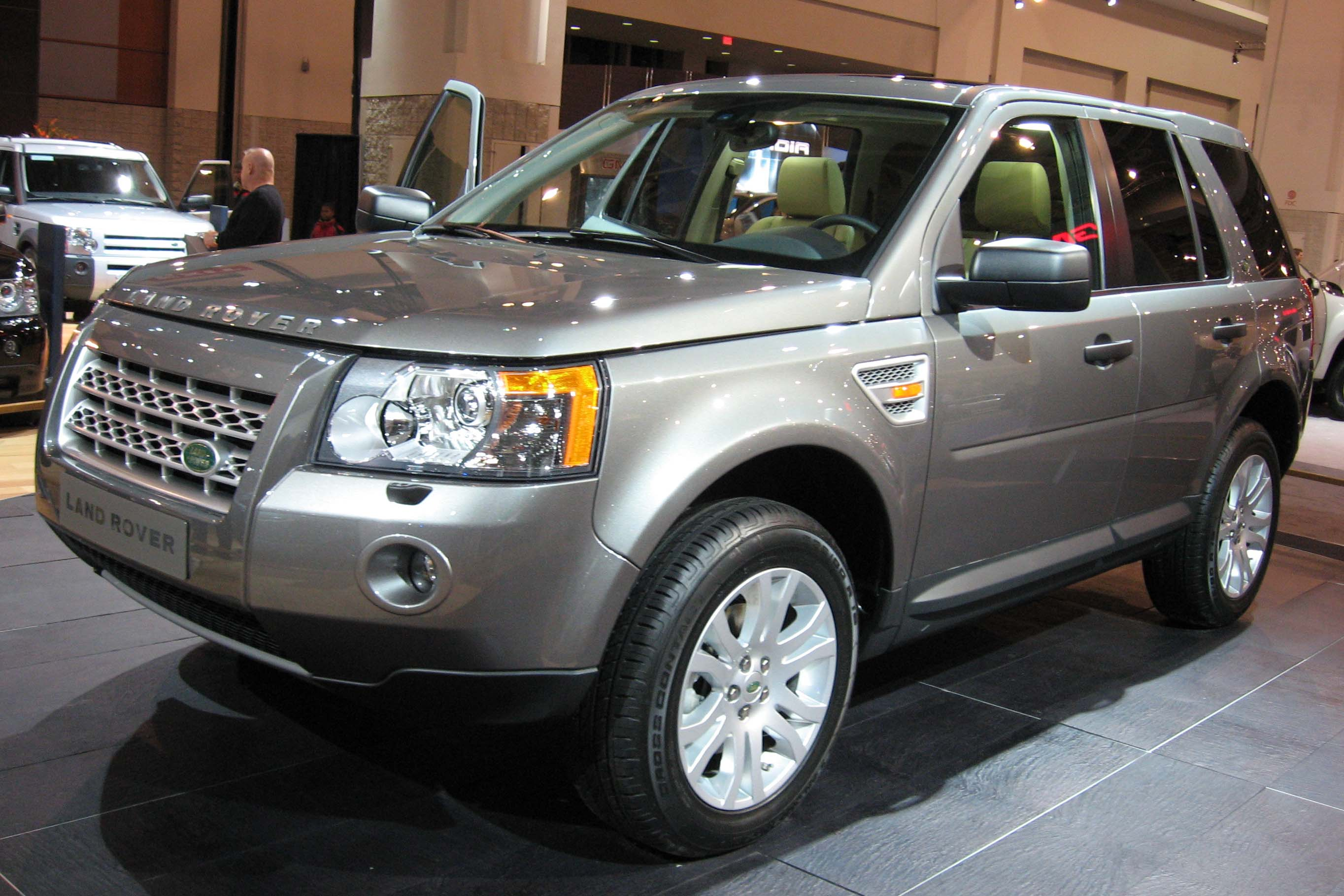 Land Rover Freelander 2007 Review Amazing and