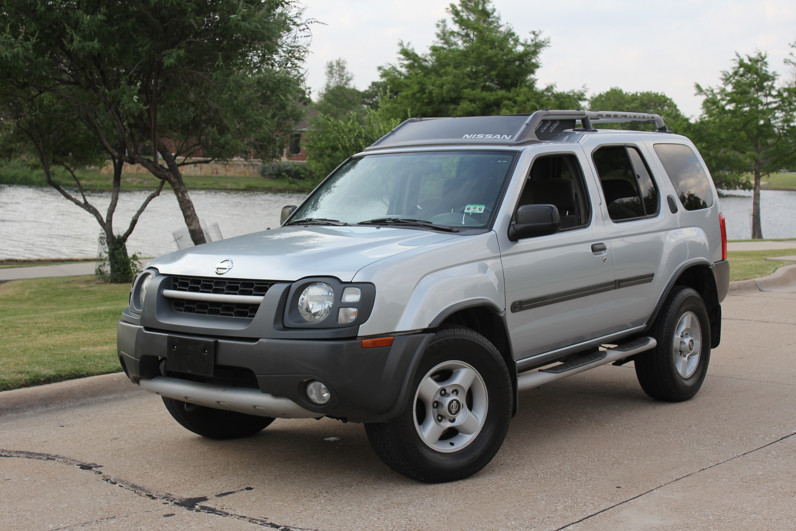 hight resolution of nissan x terra 2002 photo 2