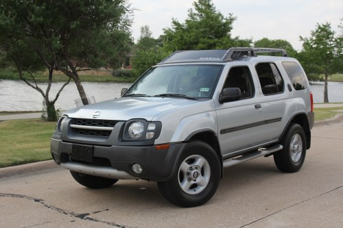 small resolution of nissan x terra 2002 photo 2