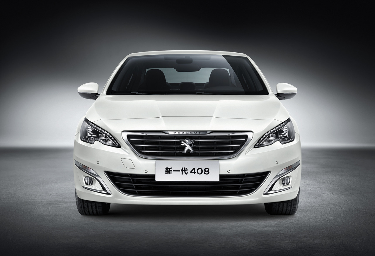 Peugeot 408 2015 Review, Amazing Pictures And Images
