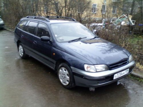 small resolution of other photos to toyota caldina 1995