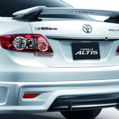 New Corolla Altis Video Harga Grand Avanza G 2015 Toyota 2013 Review Amazing Pictures And Images Of