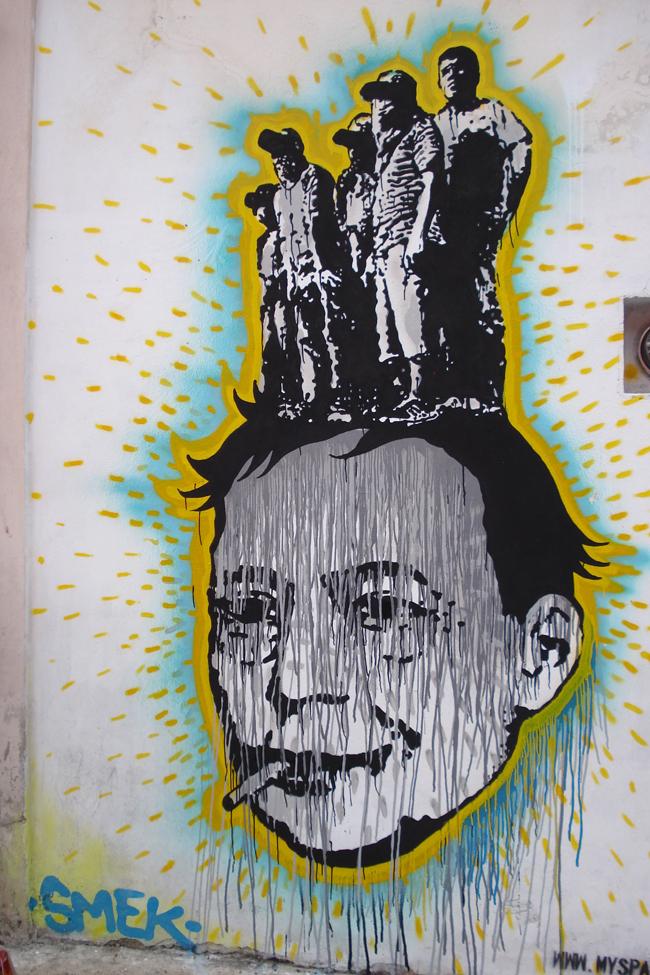 Mexican Street Art  LOOK AWAY NOW PLEASE
