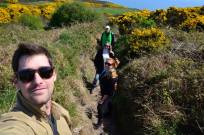 Family trip in Howth