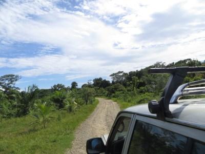 san blas road 2