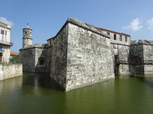 La Habana castillo de la real fuerza