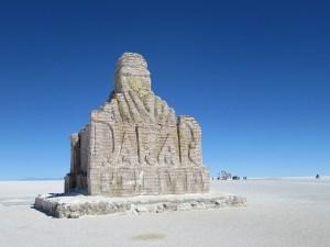 Dakar monument