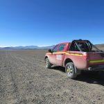 Atacama all alone