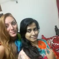 Nafiz's sister, Priyanka