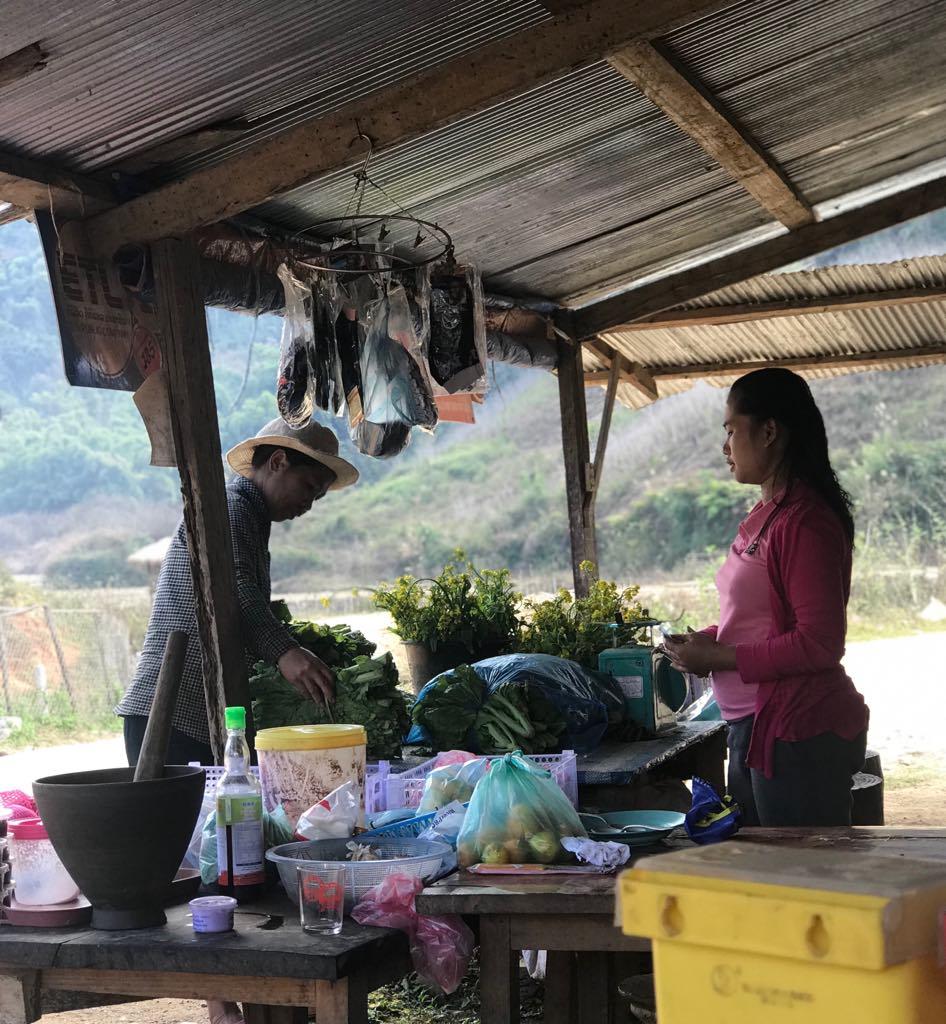 Fonsavan, Laos