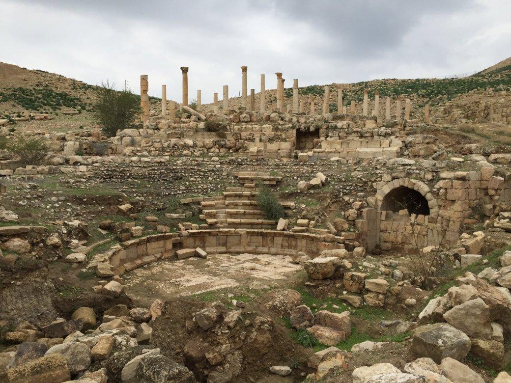 Pella, Jordan