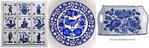La cerámica de Delft, fuente de inspiración