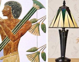 La influencia del arte egipcio en el Art Déco