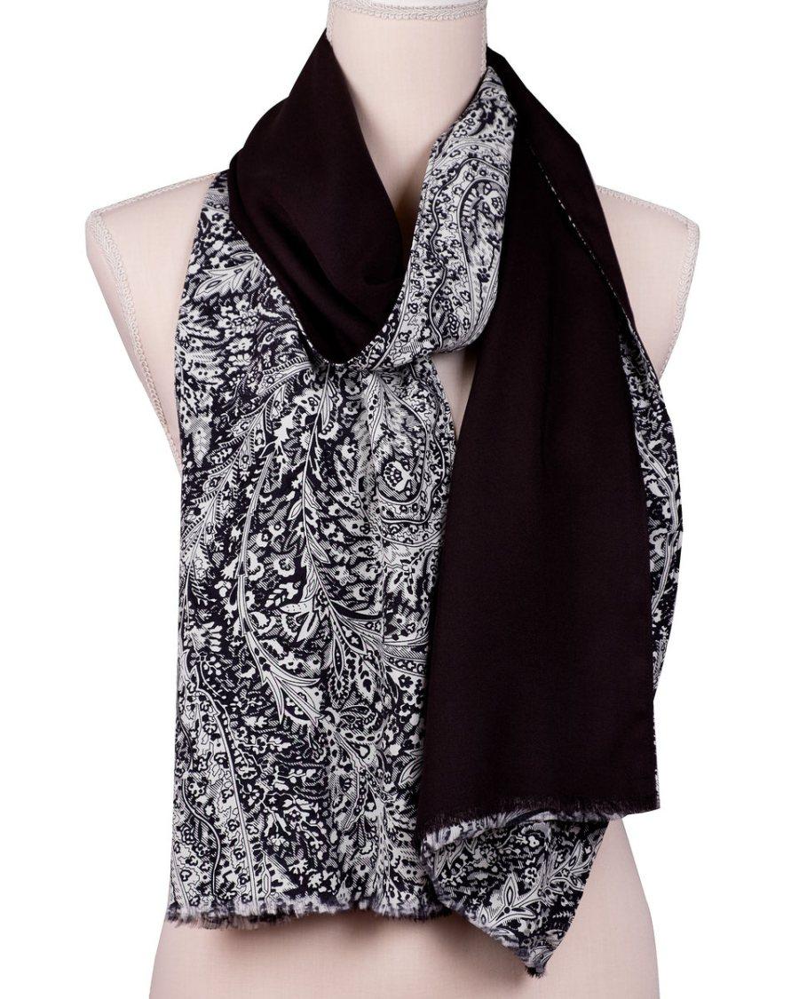 bufanda estampado cachemir