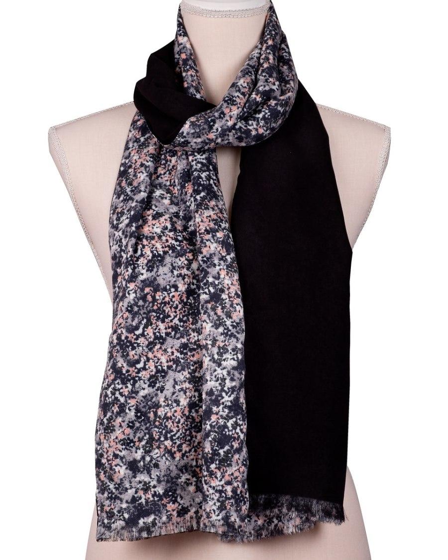 bufanda estampado moderno