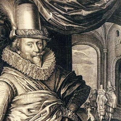 sombrero copa alta en el siglo XVII