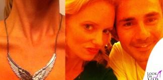 Justine Mattera gioielli MarioPini
