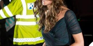 Kate Middleton abito Jenny Packham