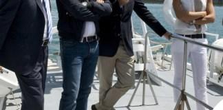 Matteo Renzi Genova scarpe D'Acquasparta