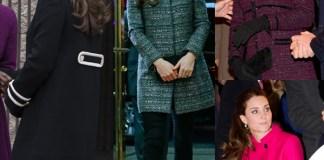 Kate Middleton New York cappotti