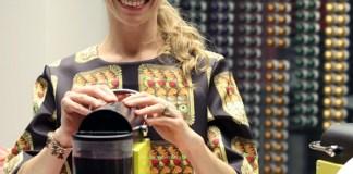 Eleonora Abbagnato Palermo boutique Nespresso blusa 10X10 An Italian Theory