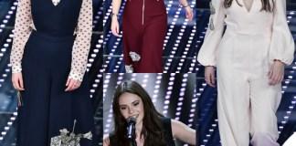 Sanremo 2016 Francesca Michielin total Au Jour Le Jour