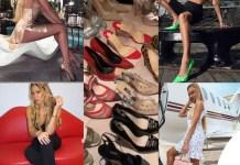 Taylor Mega scarpe tacchi 1