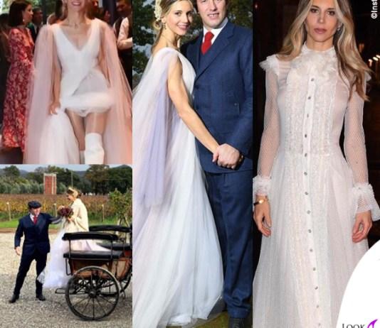 il matrimonio di nicoletta romanoff e federico alvera