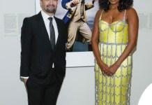 Michelle Obama in abito Schiaparelli